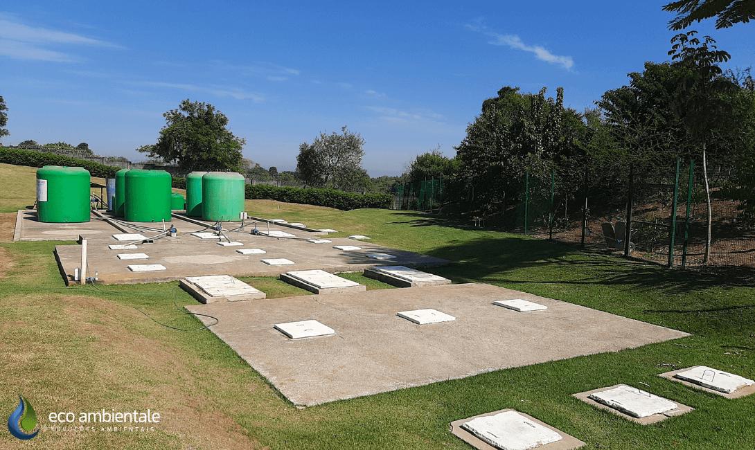 Case em Boituva - Plano de desativação de estação de tratamento de esgoto (ETE)
