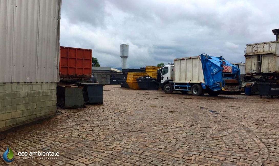 Plano de Controle Ambiental - Case Estação de Transferências de Resíduos