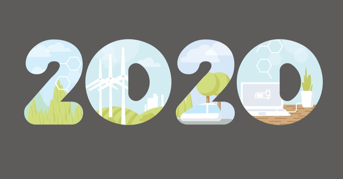 5 atitudes ambientalmente conscientes para ter em 2020