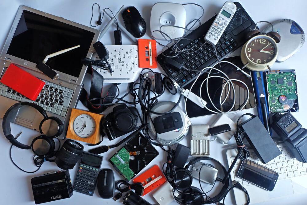 Lixo eletronico - como fazer o descarte correto?